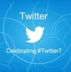twitter cumple 7 años