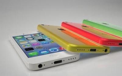 iPhone 5C confirmado