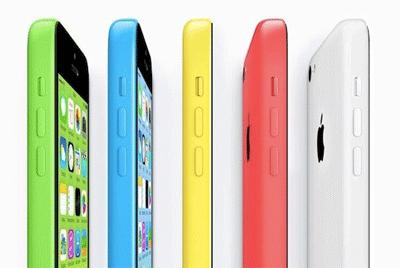 Todo sobre los nuevos iPhone 5S y 5C