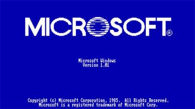 windows cumple 30 años