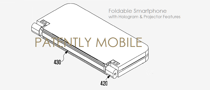 samsung-foldable-projector-smartphone