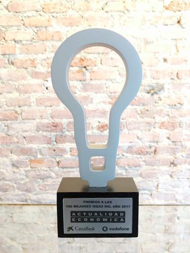 premio 100 mejores ideas